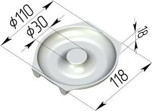 формы для выпечки бублик, пончик